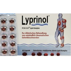 Lyprinol 60 capsule