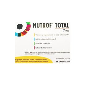 NUTROF TOTAL 30capsule