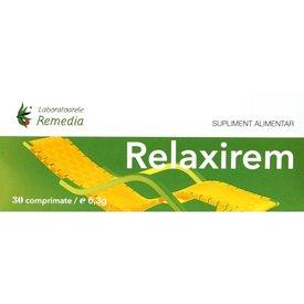 Relaxirem, 30 comprimate supliment