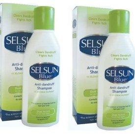 Selsun Blue Sampon Antimatreata pentru toate tipurile de par 200ml+200ml