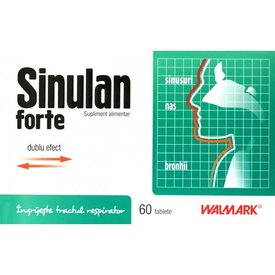 Sinulan Forte, 60 tablete