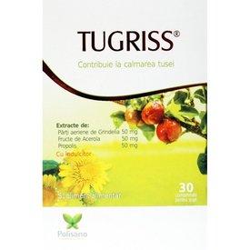 Tugriss 30  comprimate pentru supt