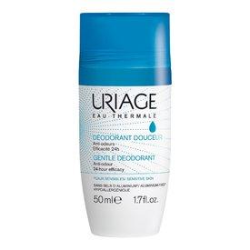 Uriage Deodorant Roll-on Delicat fara  Aluminiu 50ml