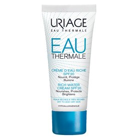 Uriage Eau Thermale Crema Hidratanta Riche Spf 20+ 40ml