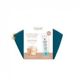 Vichy Neovadiol Crema Antirid Ten Uscat 50ml + Purete Thermale Demachiant 3 in 1 100ml