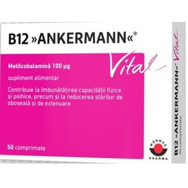 Vitamina B12 100micrograme Ankermann
