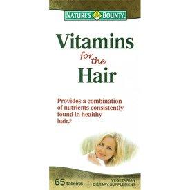Vitamine pentru păr, 65 tablete