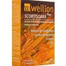 Wellion Plus scortisoara si ginseng 30capsule