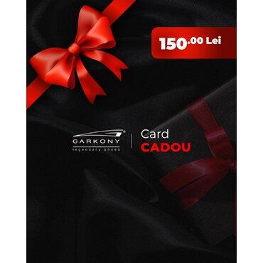 Card Cadou Garkony 150