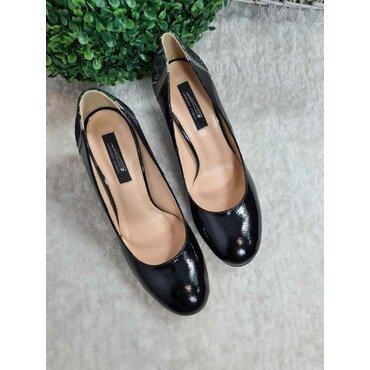Pantofi de dama negri Voiage