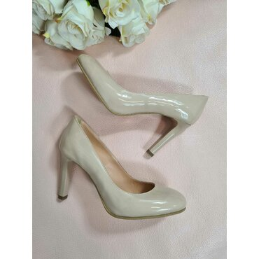 Pantofi lac nud Joli