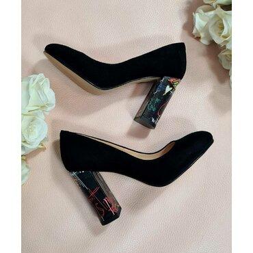 Pantofi negri de dama Joli