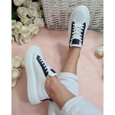 Pantofi sport albi Albina