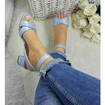 Sandale de dama bleo Sacha