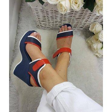 Sandale de dama bleomarin Aris
