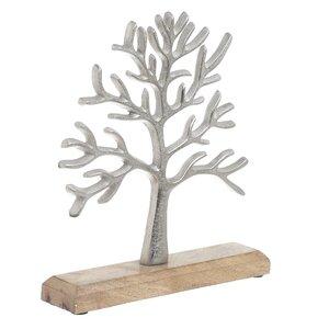 Akym Decoratiune copac, Aluminiu, Argintiu