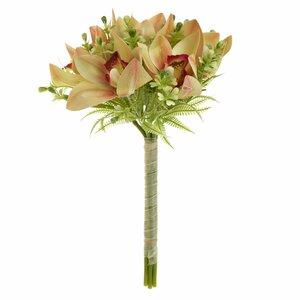 Alma Floare decorativa, Plastic, Multicolor