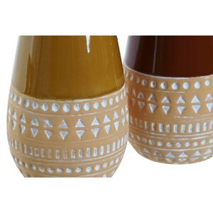 Batice Vaza decorativa mica, Portocaliu