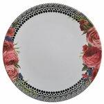 Blaise Set 6 farfurii, Ceramica, Multicolor