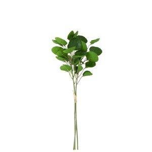 Branch Floare artificiala, Plastic, Verde