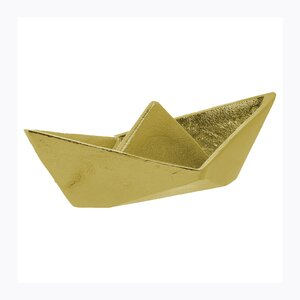 Chira Decoratiune barca, Aluminiu, Auriu