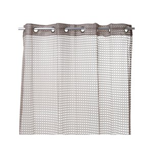 Cicer Perdea, Textil, Gri