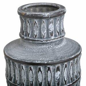Creon Vaza, Ceramica, Gri