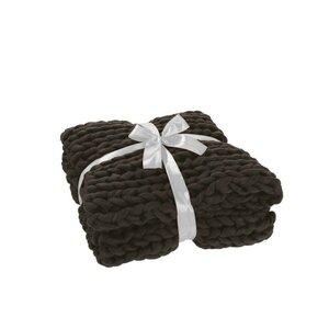 Curly Pled, Textil, Gri