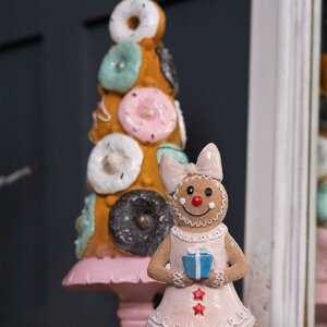 Donuts Decoratiune, Polirasina, Multicolor