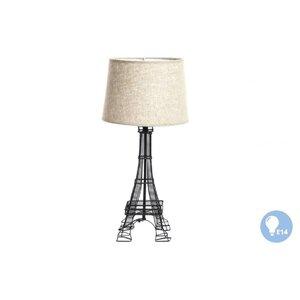 Eiffel Tower Veioza, Metal, Bej