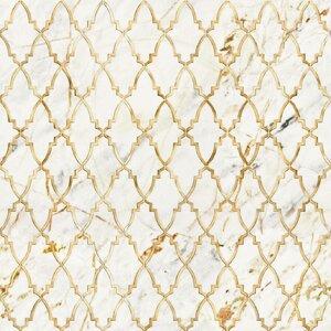 Empire Ivory Tapet, Netesut, Multicolor