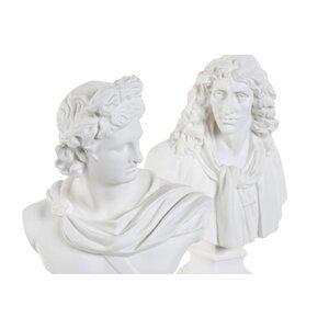 Ento Statueta, Polirasina, Alb