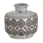 Ethy Vas decorativ mic, Ceramica, Multicolor