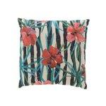 Flora Perna decorativa, Textil, Multicolor