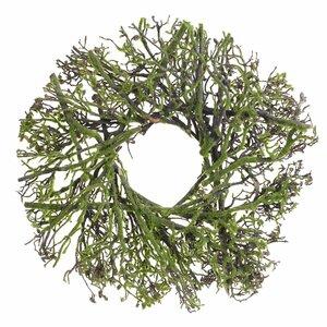 Forest Ghirlanda decorativa, Plastic, Verde