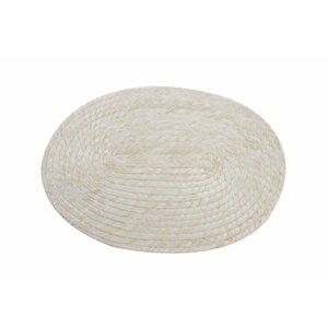 Ganian Suport farfurie, Textil, Bej