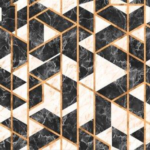 Gramercy Onyx Tapet, Netesut, Multicolor