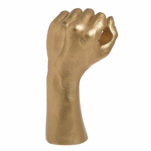 Hand Decoratiune mana, Polirasina, Auriu