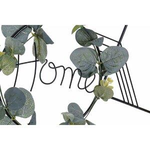 Home Cuier perete, Metal, Negru