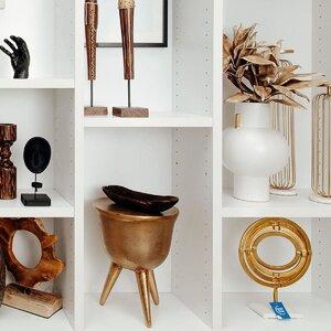 Jay Decoratiune, Metal, Auriu