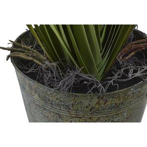Kaine Planta artificiala, Plastic, Alb