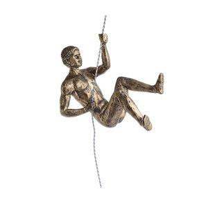 Livian Statueta suspendabila, Polirasina, Auriu