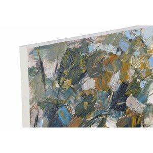 Luan Tablou, Canvas, Lemn, Multicolor
