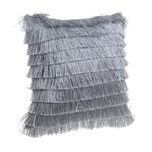 Miguel Perna decorativa, Textil, Gri