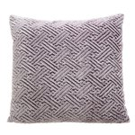Mircella Perna decorativa, Textil, Rosu