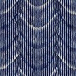 Moving Waves Set 3 role tapet, Netesut, Albastru