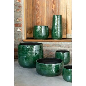 Patty Ghiveci, Ceramica, Verde