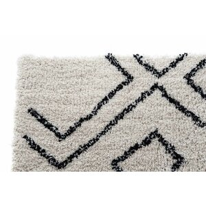 Roku Covor mare, Textil, Alb