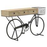 Roland Consola bicicleta, Fier, Bej
