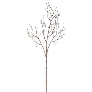Savina Planta artificiala, Plastic, Alb